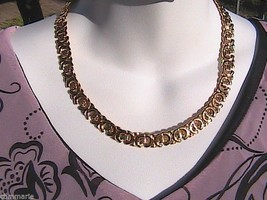 Classy Gold Tone Necklace - $35.00