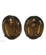 Gold Filled Clip On Cameo Earrings - $30.00