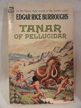 Tanar Of Pellucidar Paperback Book Ace F171 Burroughs 1962 - $4.99