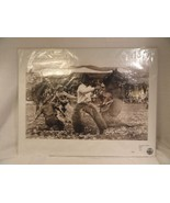 Black and White Reprint of a 1912 Rodeo Photograph Ashalnd Roundup Oregon - $14.99
