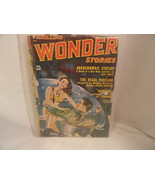 Vintage Thrilling Wonder Stories Feb 1952 Science Fiction Monthly Englis... - $2.47