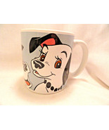 101 Dalmations Big Coffee Mug Disney Store - $6.69