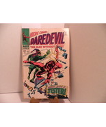 Vintage Marvel Daredevil #42 Nobody Laughs At J... - $11.39
