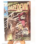 Daredevil #54 Marvel Comic Fine - Very Fine Adventure Superhero - $9.97