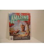 Amazing Stories Magazine Science Fiction Jan 1992 No.566 de Camp Sargent... - $2.49
