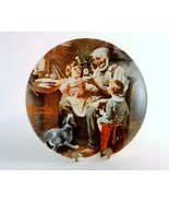 """""""The Toy Maker"""" ~ Rockwell Society Collector Plate by Knowles China Co, ... - $14.65"""