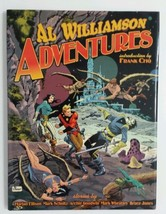 Al Williamson Adventures Hardcover  Harlan Ellison / Archie Goodwin ISG - $89.09