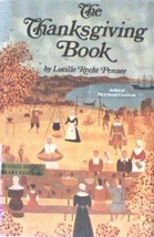 The Thanksgiving Book Penner, Lucille Recht - $22.72