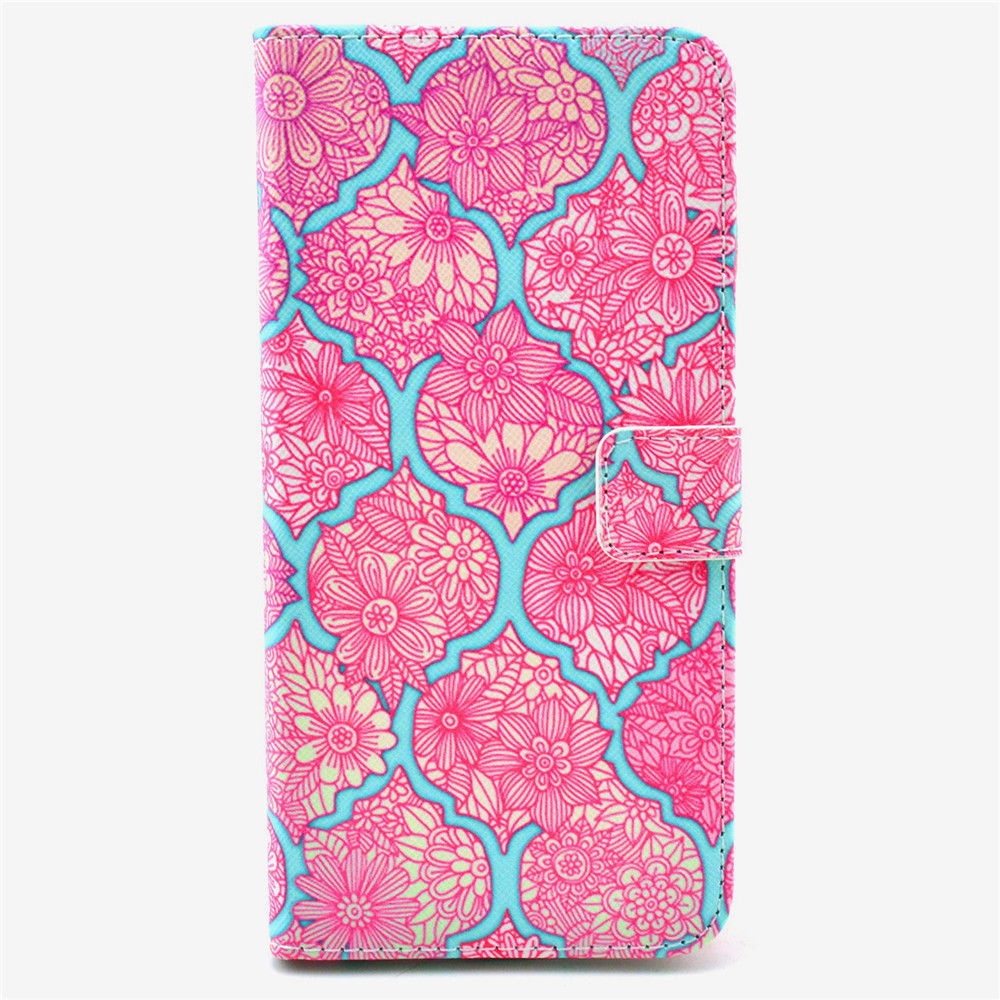 New Colour Present Leather Flip Case Cover Stand Shell For Apple iPhone6 6Plus