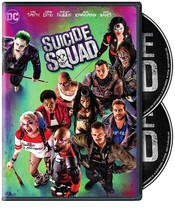 Suicide Squad (2016, DVD)