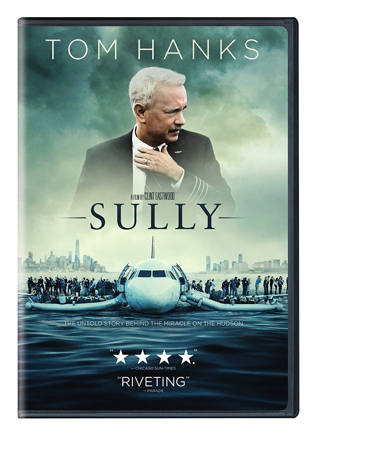 Sully  (2016, DVD)