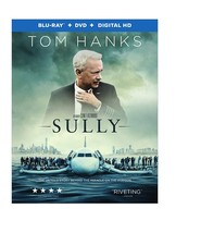 Sully (2016) [Blu-ray + DVD + Digital]