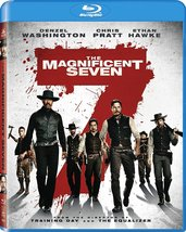 The Magnificent Seven [2016, Blu-ray]