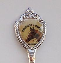 Collector Souvenir Spoon USA Kentucky Louisville Kentucky Derby Museum Map Bowl - $4.99