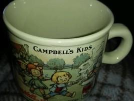 Campbell Soup Kids Replica Mug 1910 Souvenir Po... - $3.96