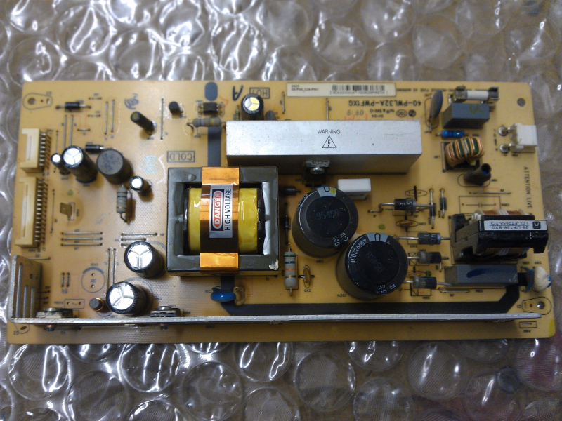 40-PWL32A-PWF1XG Power Supply Board From Rca L32HD31R LCD TV