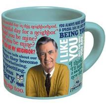 Mister Rogers Mug Heat Activated Sweater Changing Mr. Fred Rogers Neighborhood   image 3