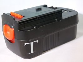 Titan FS18BX 18 volt Slide-Style Battery For Black & Decker Slide on Dri... - $46.35