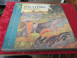 Brahms The Complete Symphonies -1,2,3,4 Record ... - $9.89