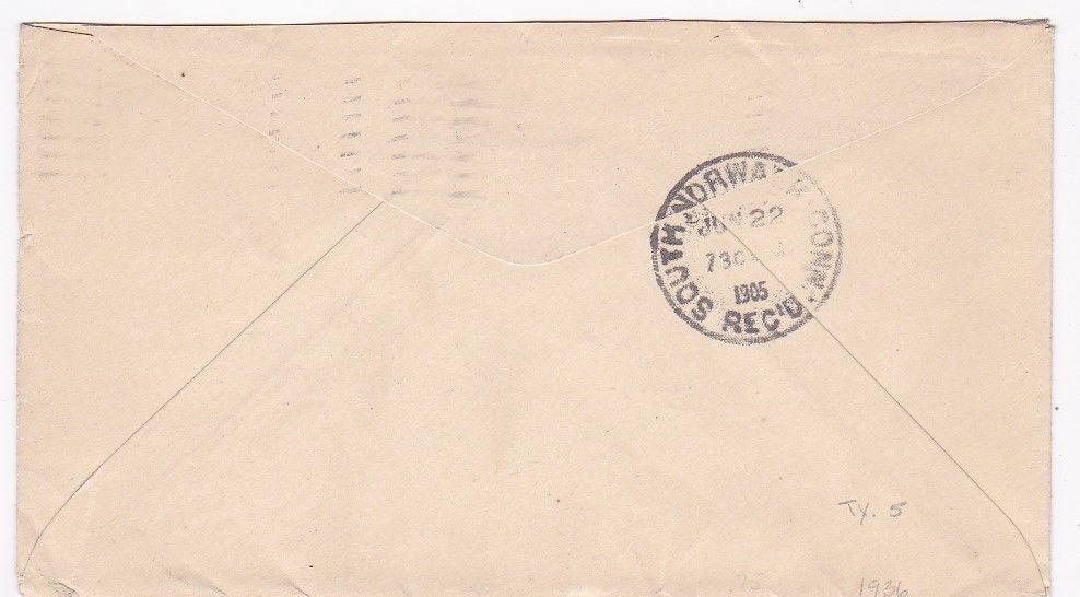 FOSTER BROS. MANFG. CO. UTICA NEW YORK JUN 21 1905