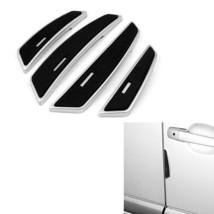 4pcs Hypersonic Car Bumper Strip Door Jamb Prot... - $17.98