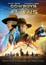 Cowboys & Aliens DVD - $5.95