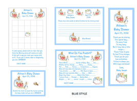 Beatrix Potter Peter Rabbit Game Package #2 - Bookmarks included! - £19.08 GBP