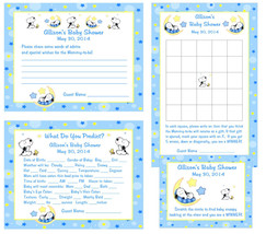 Baby Snoopy Moon and Stars Game Package #1 - $20.00