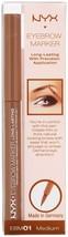NYX Eyebrow Marker Long Lasting Precision Application No Smudge Smear Ma... - $12.94