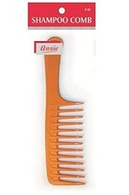"Annie Shampoo Comb Plastic Hair Brush Handle Styling 9"" Long #22  *Rando... - $4.70"
