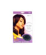 """Qfitt Silky Pillow Cover Soft Case Fiber Black Solid 20"""" x 29"""" Standard ... - $5.89"""