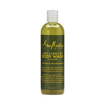 Shea MoistureOlive & Green Tea Body Wash Anti Aging Ultra Moisturizing S... - $15.78