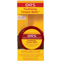 ORS Fertilizing Temple Balm Herbal Scalp Formula Relaxe Blow Dry Presse ... - $16.78