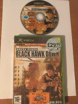 Delta Force Black Hawk Down Original XBOX VGC - $4.70