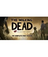 The Walking Dead Season 1 PC Steam Code Key NEW Download Game Fast Regio... - $9.79