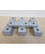 Powerstrut PS 617 1/2 HG 3-Hole Flat Connector Plate - Lot of 17 - - $97.02