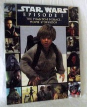 Star Wars Episode I Phantom Menace Movie Storybook Collectible George Lucas - $14.84