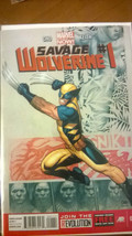 Savage Wolverine 1 Marvel Comic Near Mint Condition - $4.61