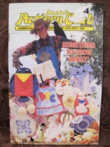 Annies Pattern Club Patterns Nursery Bears Pets Apron Doily Spanish Shaw... - $6.95