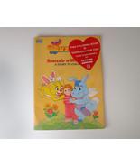 Wuzzles Coloring Book: Snuzzle a Wuzzle - $5.00