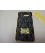 Michael Kors Samsung S6 Edge Plus Phone Shell Plating MK Logo Protective... - $9.99