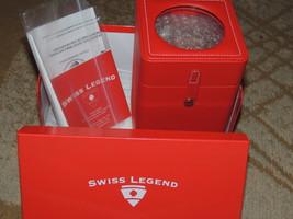 SWISS LEGEND AUTOMATIC WATCH WINDER  - $45.00