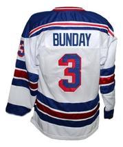 Custom Name # Spokane Flyers Retro Hockey Jersey New White Any Size image 2