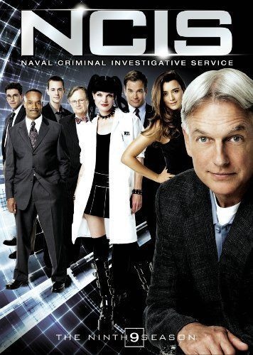 NCIS: The Complete Ninth Season 9 (DVD, 2012, 6-Disc Set) New TV Series