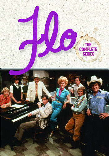 Flo: The Complete Series (DVD Set) Classic TV Comedy New