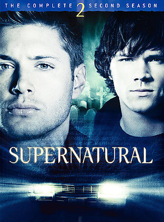 Supernatural - The Complete Second Season 2 (DVD, 2007 6-Disc Set) New TV Series