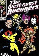 The West Coast Avengers #16 : The Dive (Marvel Comics) [Comic] Marvel - $5.95