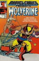 Marvel Comics Presents Vol 1., No. 5 : Wolverine, Man-Thing, Master of K... - $1.95