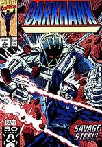Darkhawk (1991) #4 [Comic] [Jan 01, 1991] Marvel - $1.95
