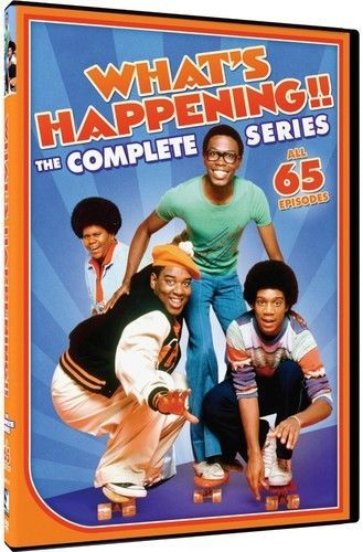 What's Happening! - The Complete Series (DVD Set) Classic TV Comedy New